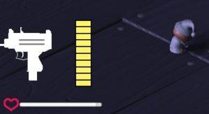 Unity公式チュートリアルSurvival Shooter WITH PK Chapter.12「射撃にリロードを設ける」